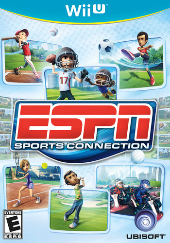 ESPN Sports Connection WiiU coverM (ASPE41)