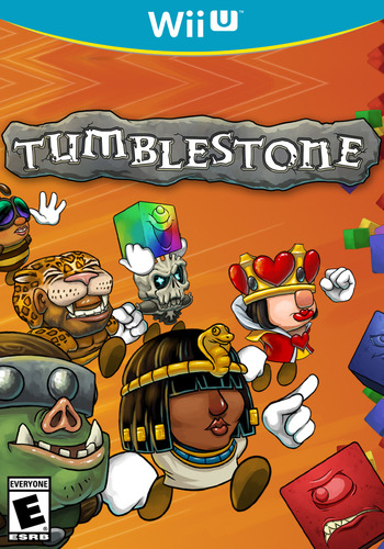 Tumblestone WiiU coverM (AT7E)