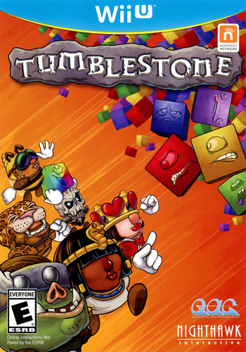 Tumblestone WiiU coverM (AT7E6D)