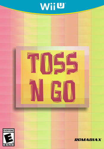 Toss N Go WiiU coverM (ATGE)