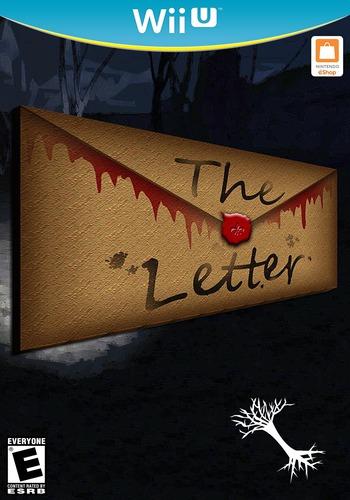 The Letter WiiU coverM (ATLE)
