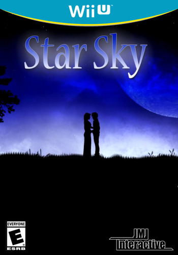 Star Sky WiiU coverM (ATZE)