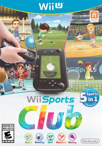 Wii Sports Club WiiU coverM (AWSE01)