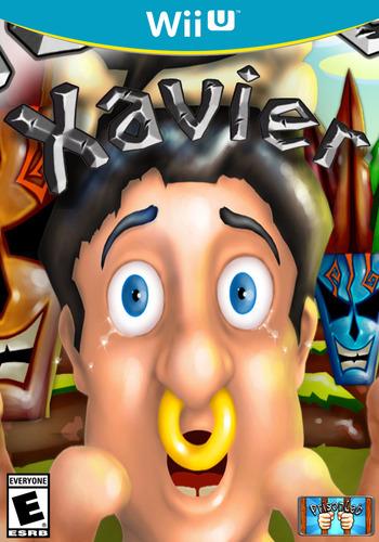 Xavier WiiU coverM (AXAE)