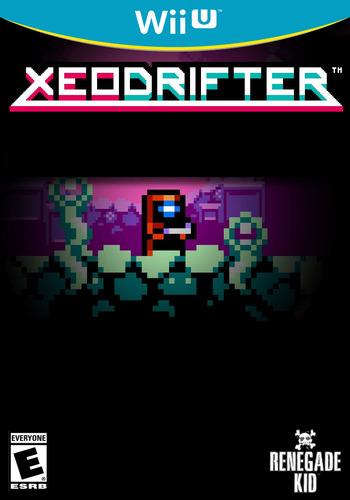 Xeodrifter WiiU coverM (AXJE)