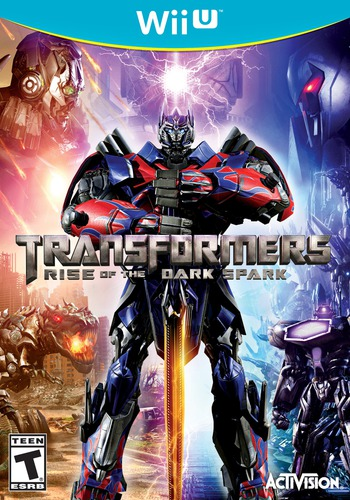 Transformers: Rise of the Dark Spark WiiU coverM (AYEE52)