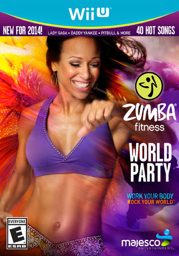 Zumba Fitness World Party WiiU coverM (AZBE5G)