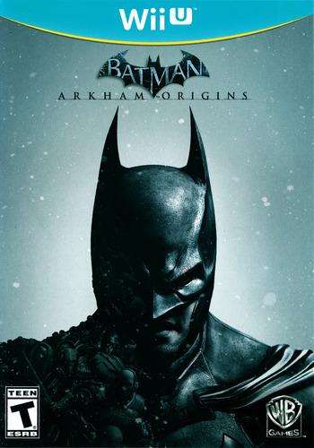 Batman:Arkham Origins WiiU coverM (AZEEWR)