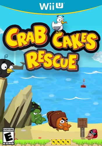 Crab Cakes Rescue WiiU coverM (BCEE)