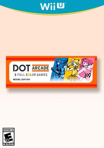 Dot Arcade WiiU coverM (BDAE)