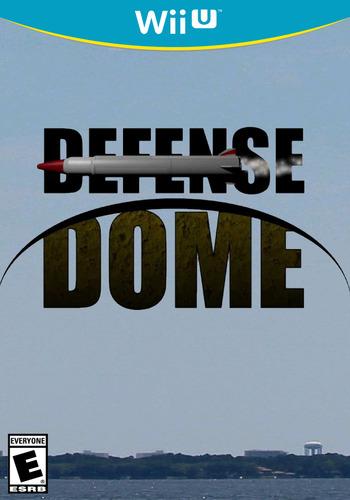 Defense Dome WiiU coverM (BDFE)
