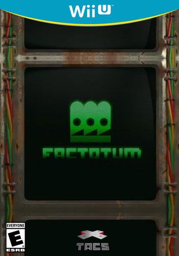 Factotum WiiU coverM (BFTE)