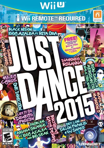 Just Dance 2015 WiiU coverM (BJDE41)