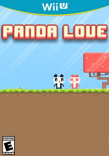 PANDA LOVE WiiU coverM (BLBE)