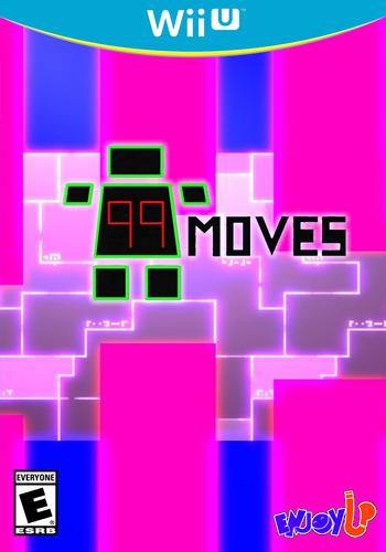 99Moves WiiU coverM (BMVE)