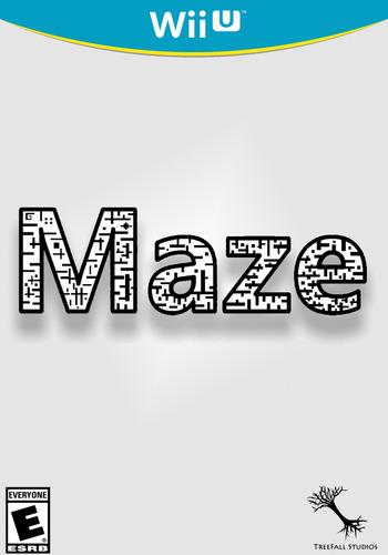 Maze WiiU coverM (BMZE)
