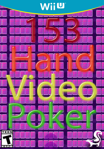 153 Hand Video Poker WiiU coverM (BP6E)