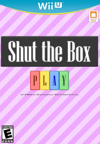 Shut the Box WiiU coverM (BSHE)