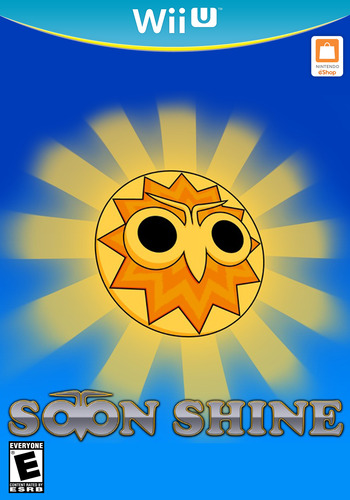 Soon Shine WiiU coverM (BSNE)