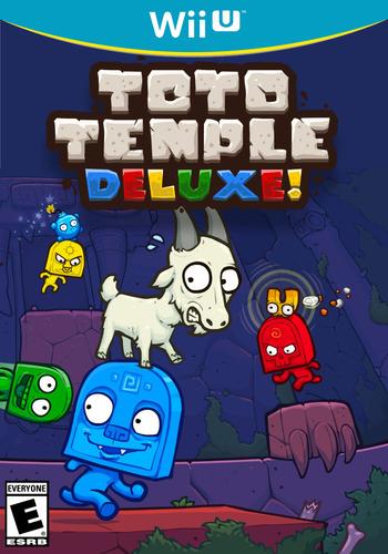 Toto Temple Deluxe WiiU coverM (BT2E)