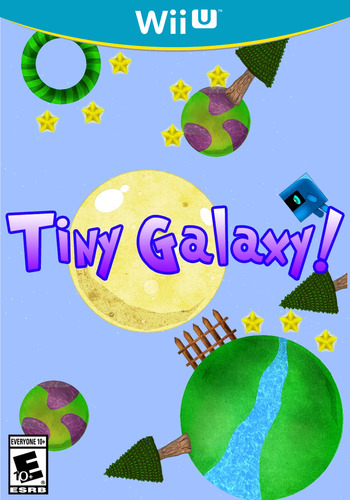 Tiny Galaxy WiiU coverM (BTGE)