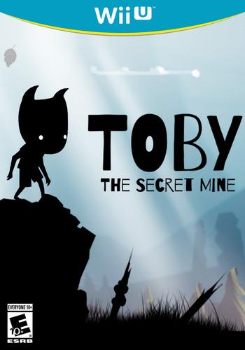 Toby: The Secret Mine WiiU coverM (BTQE)