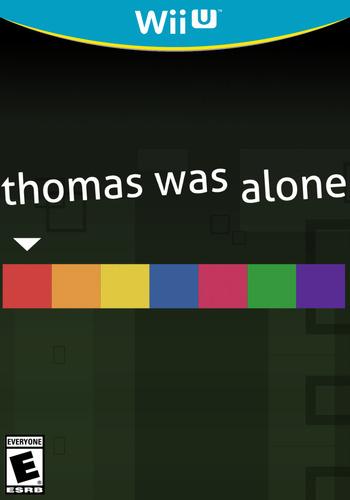 Thomas Was Alone WiiU coverM (BTWE)