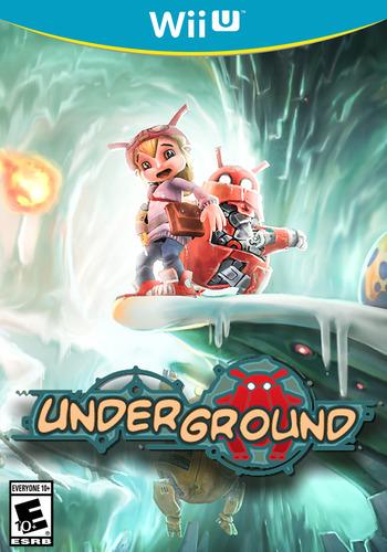 Underground WiiU coverM (BUGE)