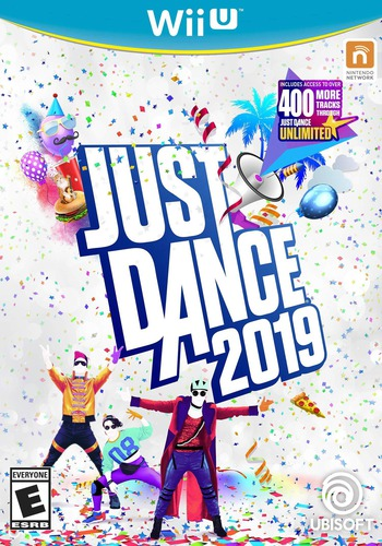 Just Dance 2019 WiiU coverM (HJDE41)