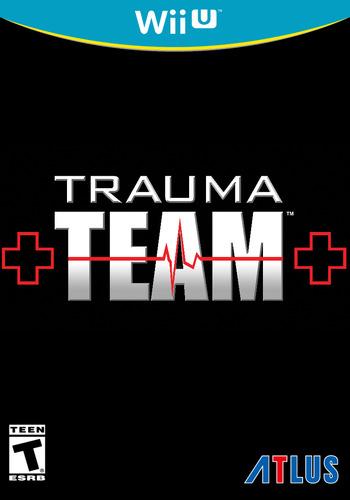 Trauma Team WiiU coverM (VA6E)