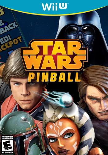Star Wars Pinball WiiU coverM (WA2E)