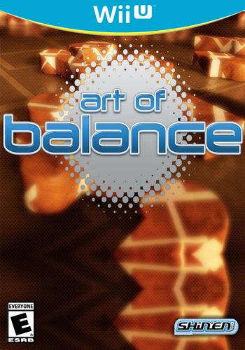 Art of Balance WiiU coverM (WABE)