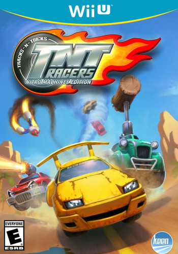 TNT Racers - Nitro Machines Edition WiiU coverM (WAYE)
