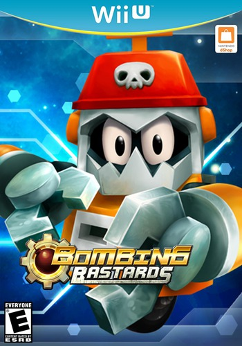 Bombing Bastards WiiU coverM (WBXE)