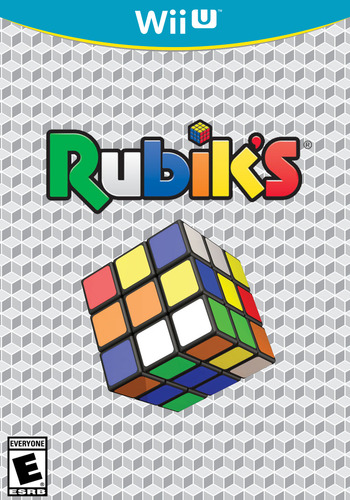 Rubik's Cube WiiU coverM (WC2E)