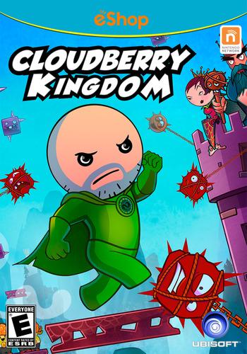 Cloudberry Kingdom WiiU coverM (WCKE)