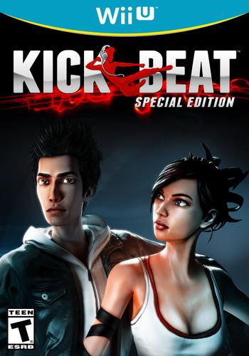 KickBeat Special Edition WiiU coverM (WKBE)