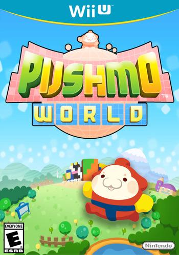 Pushmo World WiiU coverM (WKEE)