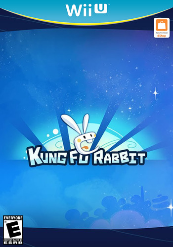Kung Fu Rabbit WiiU coverM (WKFE)