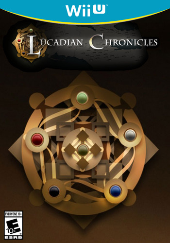 Lucadian Chronicles WiiU coverM (WLCE)