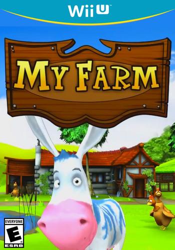 My Farm WiiU coverM (WMFE)