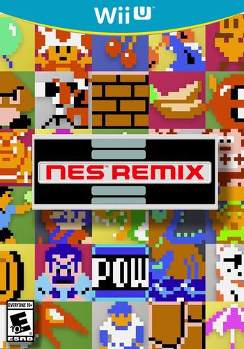 NES Remix WiiU coverM (WMGE)