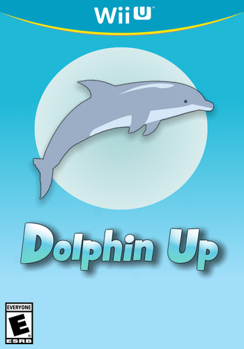 Dolphin Up WiiU coverM (WUPE)
