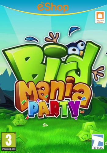 Bird Mania Party WiiU coverM2 (ABKP)