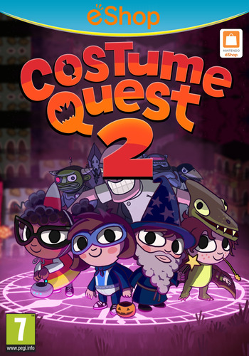 Costume Quest 2 WiiU coverM2 (ACQP)