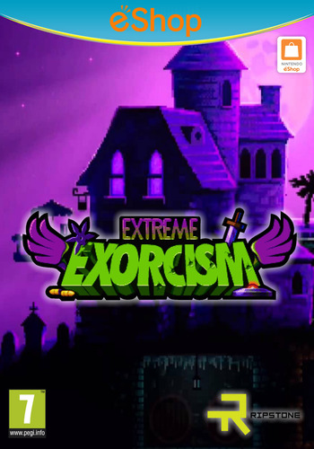 Extreme Exorcism WiiU coverM2 (AEEP)