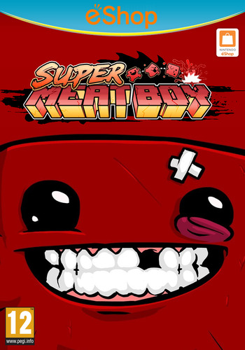 Super Meat Boy WiiU coverM2 (AENP)