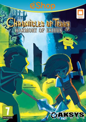 Chronicles of Teddy: Harmony of Exidus WiiU coverM2 (AF2P)