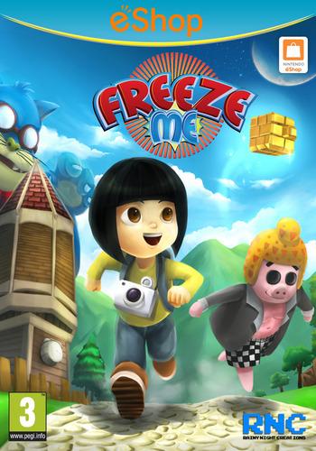 Freeze Me WiiU coverM2 (AF4P)
