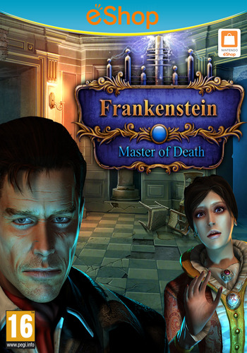Frankenstein – Master of Death WiiU coverM2 (AFQP)